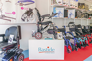 fauteuil roulant handicap vente et location bastide le confort médical BOURGES